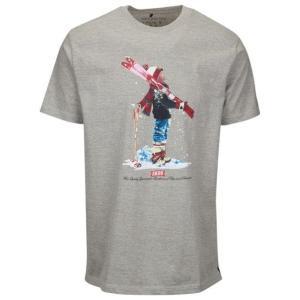 アクー メンズ シャツ Tシャツ AKOO ALL SET S/S T-SHIRT - MEN'S|fancyowl