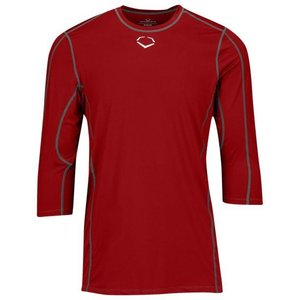 エボシールド メンズ シャツ Tシャツ EVOSHIELD PRO TEAM MID SLEEVE SHIRT - MEN'S|fancyowl