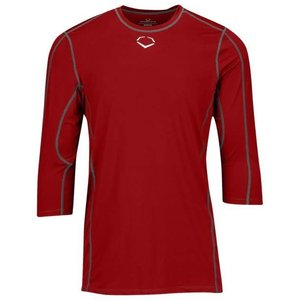 エボシールド ボーイズ/キッズ シャツ Tシャツ EVOSHIELD PRO TEAM MID SLEEVE SHIRT - BOYS' GRADE SCHOOL|fancyowl