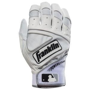 フランクリン メンズ アクセサリー 手袋 FRANKLIN POWERSTRAP BATTING GLOVES - MEN'S fancyowl