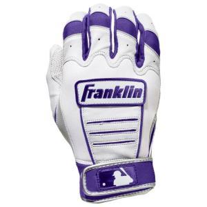 フランクリン メンズ アクセサリー 手袋 FRANKLIN CFX PRO BATTING GLOVES - MEN'S fancyowl
