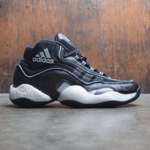 online retailer 3ac48 7b7c7 アディダス メンズ シューズ Adidas Men 98 x Crazy BYW (black   grey two   core white)