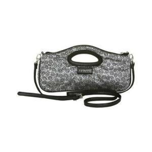 ダイヤモンド レディース ファッション バッグ Hadaki by Kalencom Women's  The Clutch Diamond Swirls Size OSFA|fancyowl