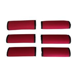 グラバー ユニセックス その他  Luggage Spotters Super Grabber Neoprene Handle Wrap-Set Luggage Accessorie NEW|fancyowl