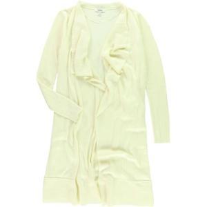 カスケード レディース 服 スウェット Kensie ladies cascade sweater cardigan|fancyowl