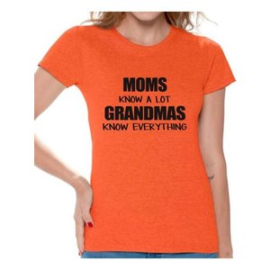 レディース 衣類 トップス Awkward Styles Women's Moms Know A L...