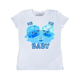 レディース 衣類 トップス Ice Ice Baby Women's T-Shirt グラフィックテ...