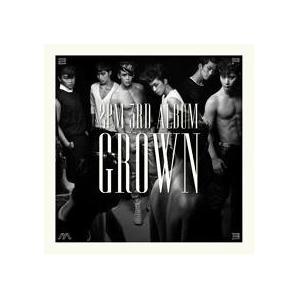 2PM 3集 Album GROWN (B) VER. ブックレット+ イベントカード|fani2015