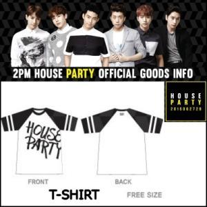 2PM Tシャツ 2015 ソウルコンサートグッズ