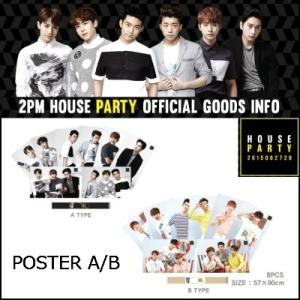 2PM ポスター 2015 ソウルコンサートグッズ