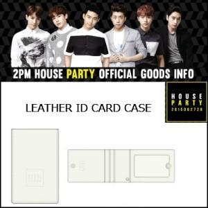 2PM カードホルダー 2015 ソウルコンサートグッズ