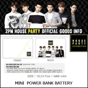 2PM フォトバッテリー  2015 ソウルコンサートグッズ