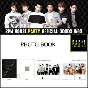 2PM フォトブック 2015 ソウルコンサートグッズ