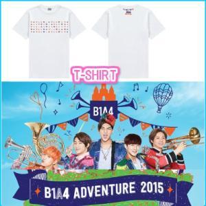 B1A4 Tシャツ B1A4 ADOVENTURE 2015 公式コンサートグッズ fani2015