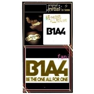B1A4 b1a4 ビーワンエーフォー 24Kゴールドマークシール【メール便可】 fani2015