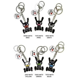 【B.A.P SPECIAL GIFT【公式グッズ】B.A.P(ビーエーピー)公式キーリング マトキ(MATOKI KEY RING)BAP OFFICIAL GOODS|fani2015
