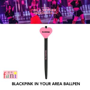 BLACKPINK [BALLPEN] BLACKPINK IN YOUR AREA OFFICIAL GOODS【YG公式グッズ】 fani2015