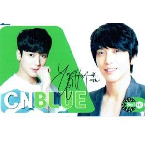CN BLUE チョンヨンファ Suica スイカ ステッカー cn blue【メール便可】|fani2015