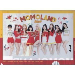 MOMOLAND(チアガール BAAM)モモランド A4サイズクリアファイル【メール便可】|fani2015