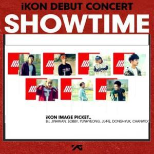 iKON  イメージピケット  [SHOWTIME] DEBUT CONCERT 公式グッズ ikon アイコン fani2015
