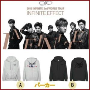 [フードパーカー] INFINITE 2nd 2015 WORLD TOUR INFINITE EFFECT 公式グッズ fani2015