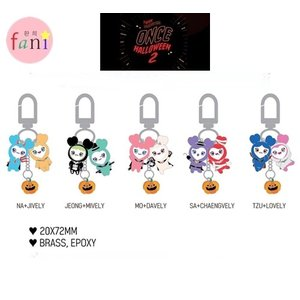 TWICE LOVELY MINI KEYRING [TWICE FANMEETING ONCE H...