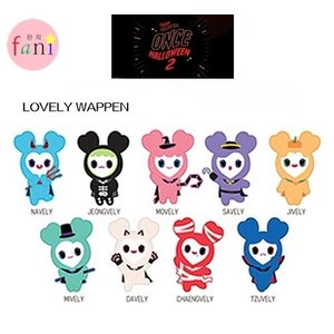 TWICE LOVELY WAPPEN [TWICE FANMEETING ONCE HALLOWEEN 2 GOODS] TWICE 公式グッズ