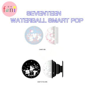 SEVENTEEN WATERBALL SMART POP「 2019 WORLD TOUR 'ODE TO YOU' OFFICIAL GOODS」SVT 公式グッズ【2種類選択別】|fani2015