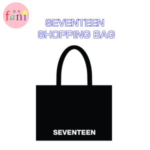 SEVENTEEN SHOPPING BAG 2019 WORLD TOUR 'ODE TO YOU' OFFICIAL GOODS SVT 公式グッズ|fani2015
