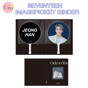 SEVENTEEN IMAGE PIKET BINDER 2019 WORLD TOUR 'ODE TO YOU' OFFICIAL GOODS SVT 公式グッズ|fani2015