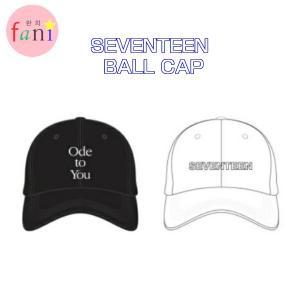 SEVENTEEN BALL CAP 2019 WORLD TOUR 'ODE TO YOU' OFFICIAL GOODS SVT 公式グッズ fani2015