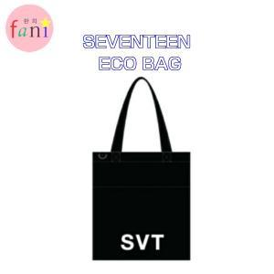SEVENTEEN ECO BAG (BLACK) 2019 WORLD TOUR 'ODE TO YOU' OFFICIAL GOODS SVT 公式グッズ fani2015