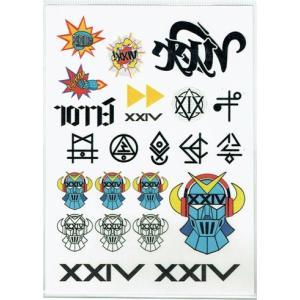 VIXX vixx Error タトゥーステッカー【メール便可】 fani2015