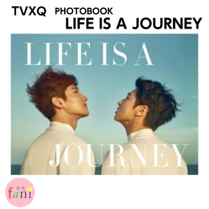 東方神起 TVXQ [ LIFE IS A JOURNEY ] 公式 PHOTOBOOK|fani2015