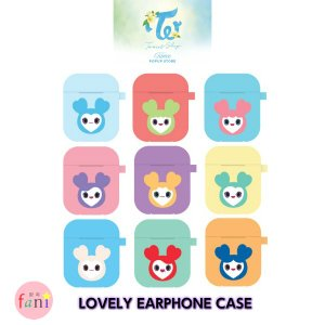 TWICE LOVELY EARPHONE CASE【メンバー選択別】[Twaii's Shop I...