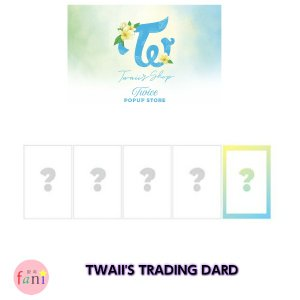 TWAII'S TRADING CARD [Twaii's Shop IN SEOUL GOODS]...