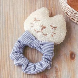 オーガニックコットンなので、デリケートな赤ちゃんにやさしい手作りキットです☆< かわいらしいね...