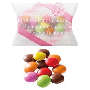 ピンクローズ マーブルチョコ 結婚式 ウエルカム プチギフト パーティー 二次会 プレゼント 薔薇 バラ チョコレート 35%割引