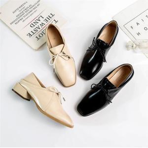 ローファー レディース 革靴 ビジネスシューズ ウォーキングシューズ エナメル靴婦人靴 レースアップ 通勤 通学 学校 可愛い 大きいサイズ|fanshopmatsuda