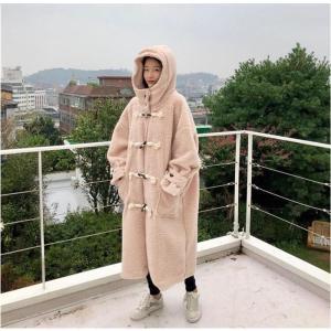 送料無料 レディース チェスターコート グリーン アウター ロングコート 厚手 暖かい ストレッチ ゆったり 韓国ファション|fanshopmatsuda