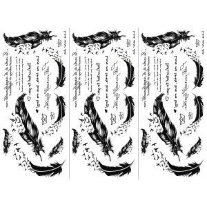 サイズ:約10cm×21cm(絵柄台紙部分)×3枚 材質:ポリエステル 高品質の紙 、裏面:EVA樹...