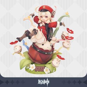 【原神】公式グッズ クレー 火花騎士Ver.1/7フィギュア Genshinの画像