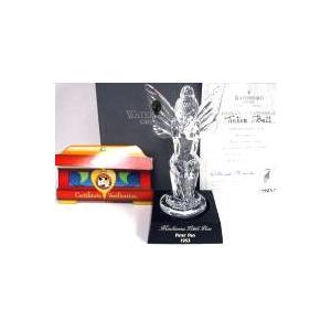 ティンカー・ベル Waterford 社 クリスタル コンベンション記念【セール】 ディズニー ティンカーベル|far-out