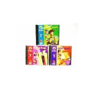 ディズニー CD 3点セット マクドナルドプロモーション版|far-out