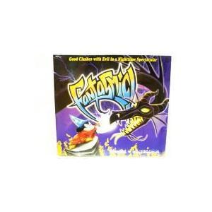 Fantasmic ! ファンタズミック CD テーマパーク版 ディズニー