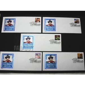 D23エキスポ2011記念    アメリカ郵政省がD23エキスポを記念して限定発売したとてもレアなオ...