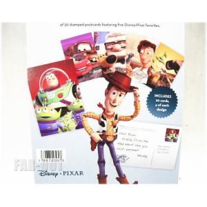 アメリカ郵政省発行 2011年 期間限定   アメリカのハガキ料金29セントのディズニー/ピクサー映...