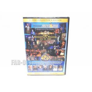 Disneyland Alumni Club DL50周年記念 2005年 ディズニー 同窓会 DVD ビデオ|far-out