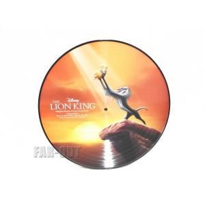 ライオンキング ピクチャー LPレコード 限定版 ディズニー|far-out