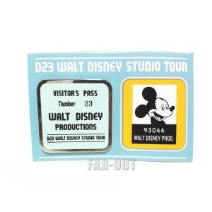 WDS D23 ウォルト・ディズニー・スタジオツアー Walt Disney Productions...